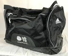 MALPLENA Green Leaves Drum gym duffel bag women Travel Bag