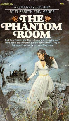 Elizabeth-Erin Mandé: The Phantom Room