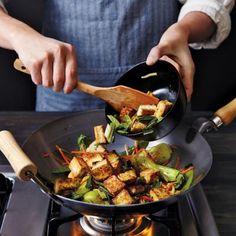 Tofu and Veggie Stir-Fry | CookingLight.com