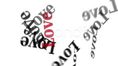 word love - Stock Footage   by agusacosta