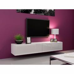 30 Living Room Design Ideas With TV Set on Wall Tv sets Living