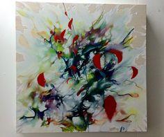 "'Biophilia' 36""x36"" oil on canvas #painting  #art"