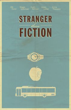 stranger than fiction | Tumblr