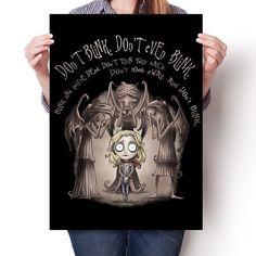 Don't Blink - Poster