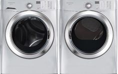 Frigidaire Affinity Silver 3.9 Cu. Ft. Front Load Washer