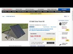 ▶ DIY Solar Panel System: Costly Mistakes - YouTube