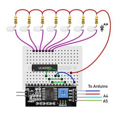 Let's Add a Few New Parts to the Diagram Model Train Control on Arduino: 3 Steps