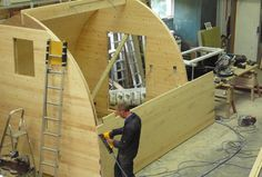 mega camping pods - Google Search  where is the insulation????