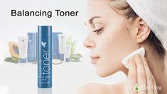 Reimprospateaza, rehidrateaza si echilibreaza pH-ul pielii, minimizand in acelasi timp aspectul porilor.  Daca simti ca tenul tau are nevoie de extra ingrijire dupa demachiere, balancing toner este ideal pentru indepartarea ultimelor urme de machiaj sau impuritati, precum si ca prima etapa a procesului de hidratare. #balancingtoner #hidratare #foreverliving #aloevera #produseforever #naturale #afaceriforever Voss Bottle, Water Bottle, Aloe Vera, Water Flask, Water Bottles