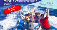 Pleasure Trips - Fun, Adrenalin & Safety - Must Byt Boat Crafts, 10 Years, Shark, Your Hair, Competition, Ocean, Pure Products, Website Link, Face