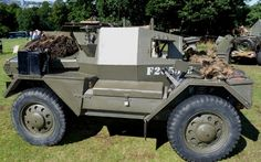 daimler scout car dingo   WarWheels.Net - Daimler Dingo Mark II Scout Car Photos.