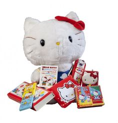 The 1st Hello Kitty collection that was introduced in the US!