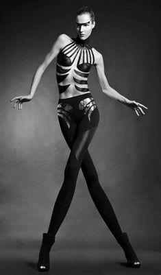 Fantplastique - Model: Indre Grigaliunaite |BMM| Body Painting & Make Up: Greta Babarskaite Stylist: Mimi.C |Milda Cergelyte| Photographer: Ausra Osipaviciute