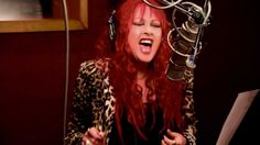 Simply AWESOME - there is no way this will not bring a smile and maybe a few tears to your face. Two very cool artists and songs mashed to raise money for the fight against pediatric cancer. xo Sara Bareilles, Cyndi Lauper, Hoda Kotb's 'Truly Brave' Music Video | TODAY