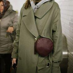 Streetstyle bag hoodie