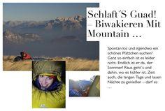 Schlaft´s guad! – Biwakieren mit Mountain Equipment #mountainequipment #sporthausschuster #biwak #schlafsack #outdoor #outdoorschlafen #biwakieren #schuster1913