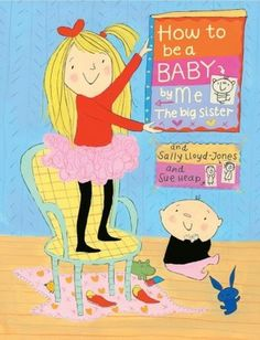 How to Be a Baby . . . by Me, the Big Sister, Sally Lloyd-Jones and Sue Heap  #OnlineShopping  #KidsBooks  #ChildrensBooks