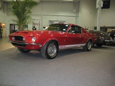 1968 Shelby GT500, October 2011 Toronto Fall Classic Car Auction