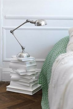 On the blog... using beautiful book pages in home decor projects, books make a great home accessory, we're showing some of our favourite ways to recycle books including prints, artwork, side table, lamps and even clocks. How would you upcycle with books in your interior design scheme? Some are so simple you can DIY them yourself as a rainy weekend project. Some make great housewarming gifts for bookworms.