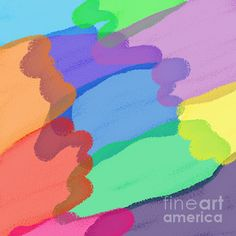 Colours Abstract