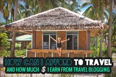 """Sab, how can you live a life of travel and earn money while traveling?"" I hear this question almost on a daily basis. It's time to explain the details..."