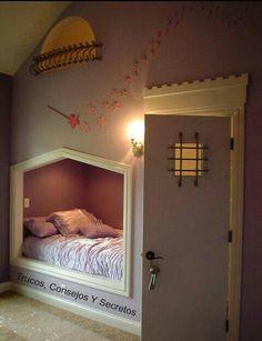Trim above door -- use over double closet doors in Isabella's new room!