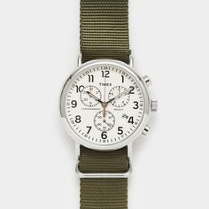Timex Weekender Chrono Watch Watch by Timex - Cool Material - 1