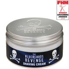 THE BLUEBEARDS REVENGE Shaving Cream – Crema de Afeitar 100 ml