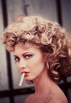 Fashspiration of the week // Sandy from Grease – tell me about it, stud. | Le Blow