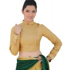 blouse with full sleeve