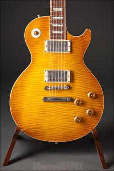 Gibson '59 Les Paul Murphy Aged, Dirty Lemon