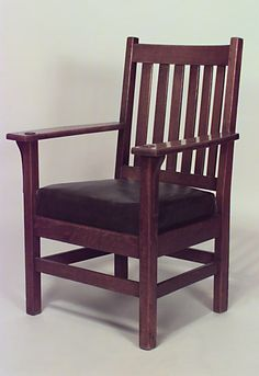 American Mission seating chair/arm chair oak