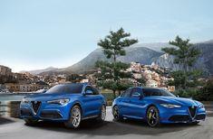 Alfa Romeo Giulia e Stelvio Summer Sport Edition debuttano in Francia