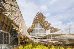 Pabellón de China en la Expo de Milán 2015 por Tsinghua University y Studio Link-Arc. Fotografía © Sergio Grazia. Señala encima de la imagen para verla más grande.
