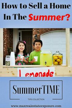 See The Best Summer Home Selling Tips For Getting Your Property Under Agreement…