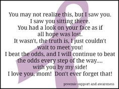 made me tear up. but i never lost hope! Micro Preemie, Preemie Babies, Premature Baby, Tiny Miracles, Welcome Home Parties, Nasal Passages, Nicu, Baby Bumps, First Love