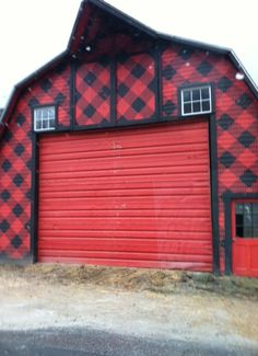 ❤❦♪♫ #BARN. The new look?