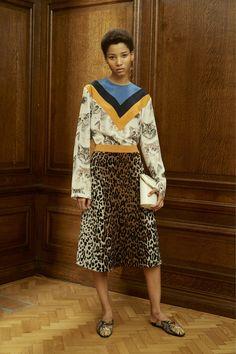 Stella McCartney: pre-fall 2016 com gostinho musical - Vogue | Desfiles