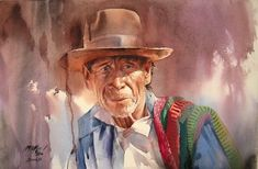 Roger Oncoy's Watercolours - Pencil Jammers