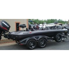 ranger black opz boat for sale - Google Search