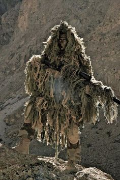 Awesome Ghillie