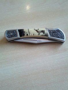 Joker pocket knife.
