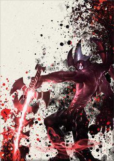 League of Legends  AatroxThe Darkin Blade LoL Game