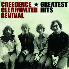 Creedence Clearwater Revival - Greatest Hits (2014) 320 kbps