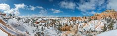 Bryce Canyon National Park - Fairyland Loop Trail - March, 2011