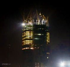Wow, China builds complete 57-story skyscraper in record 19 days