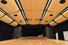 Feature Ceiling | Key-Nirvana curved panels | New South Wales