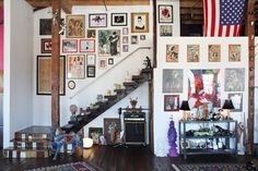 Design Star Antonio Ballatore's Downtown Loft — House Tour
