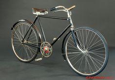 Styria Dürkopp Diana Fahrrad von 1914 by ziegelrotefahrradreifen, via Flickr