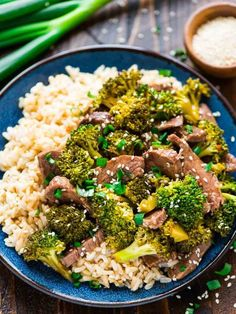 Healthy Slow Cooker Recipes Best - crockpot beef and broccoli Crock Pot Recipes, Healthy Crockpot Recipes, Slow Cooker Recipes, Beef Recipes, Crockpot Dishes, Crockpot Meals, Thai Recipes, Vegan Recipes, Crockpot Beef And Broccoli